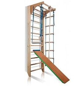 Holz Indoor Klettergerüst Kindsport